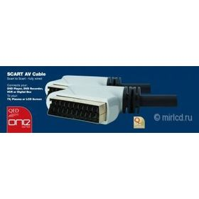 QED One SCART 3 м